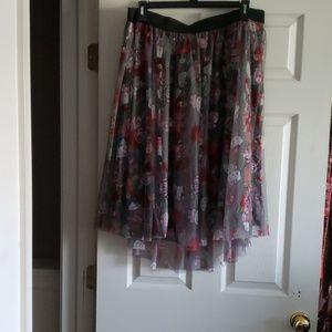 Torrid Hello Kitty skirt Size 2